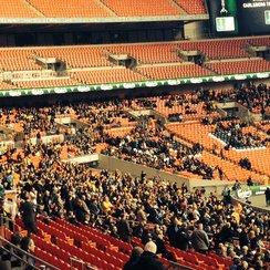 Cambridge United at Wembley
