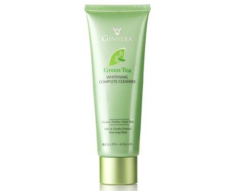 Ginvera Green Tea Whitening Complete Cleanser