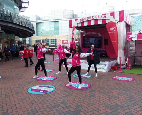 Reading Race for Life Launch 2014