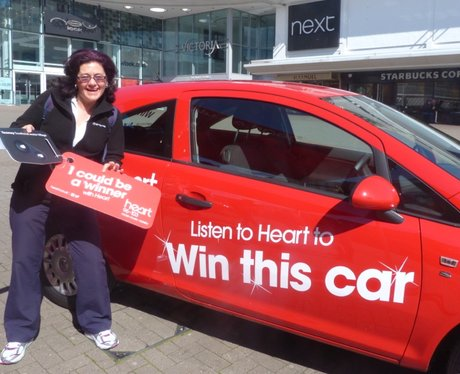 Vauxhall Corsa Sting Car Giveaway