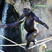 Image 4: A gorilla walking a tightrope