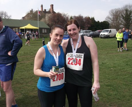 Forest of Dean Half Marathon 2014 Post Race
