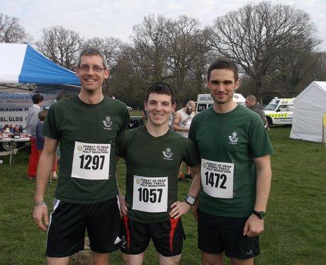 Forest of Dean Half Marathon 2014 Pre-Race