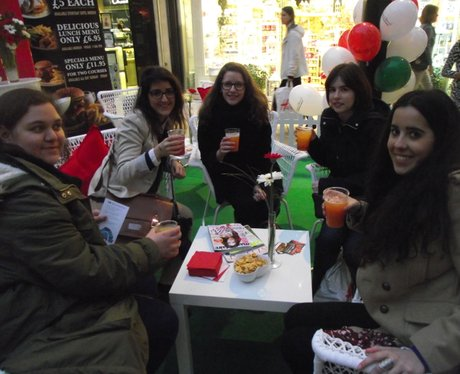 Heart Angels: Cabot Circus VIB Night Part 1 (3rd A
