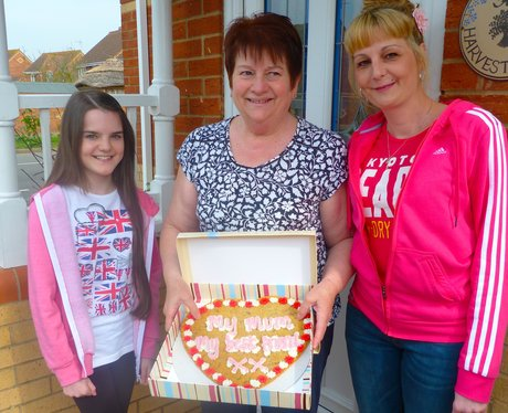 Mothers Day Millies Surprises - Heart Cambridge