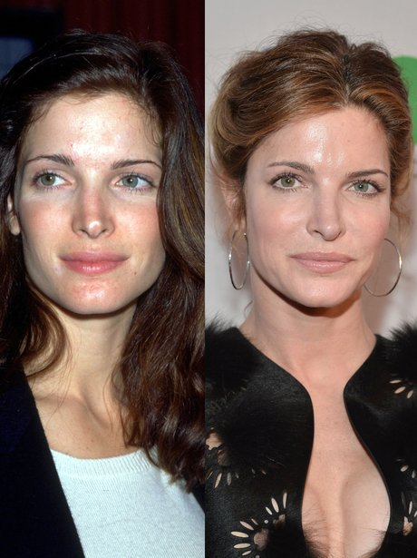 stephanie seymour 90s supermodels then and now heart