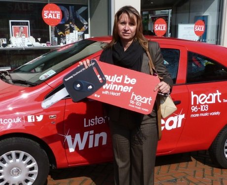 Vauxhall Corsa Sting Car Giveaway Day Eight