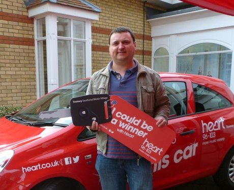 Vauxhall Corsa Sting Car Giveaway Day Nine