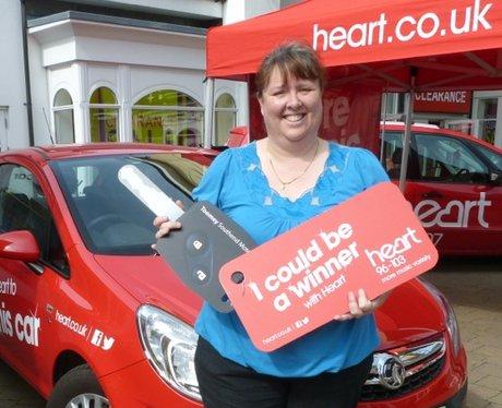 Vauxhall Corsa Sting Car Giveaway Day Nine