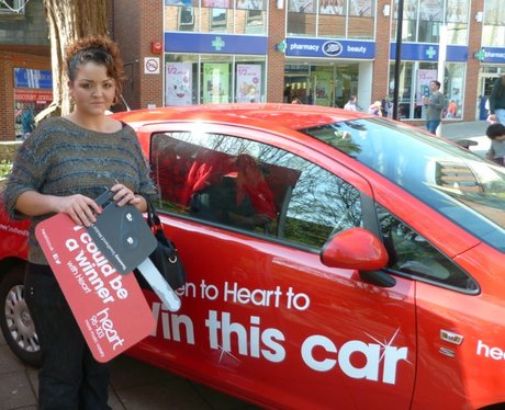 Vauxhall Corsa Sting Car Giveaway Day Six