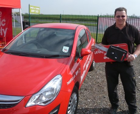 Vauxhall Corsa Sting Car Giveaway Day Ten
