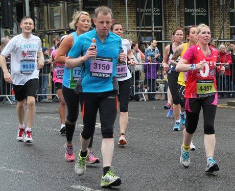 Brighton Marathon 2014