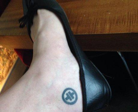 A tattoo tribute to Take That