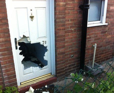 Ipswich Drug Raid