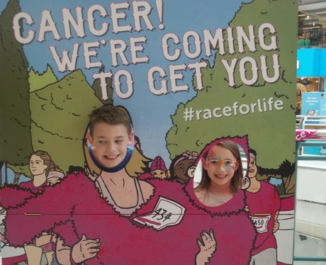 Watford Race For Life Launch