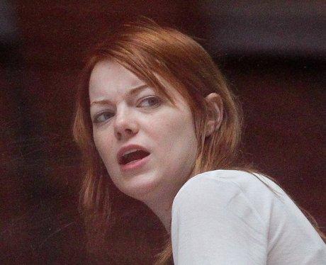 Emma Stone without make up