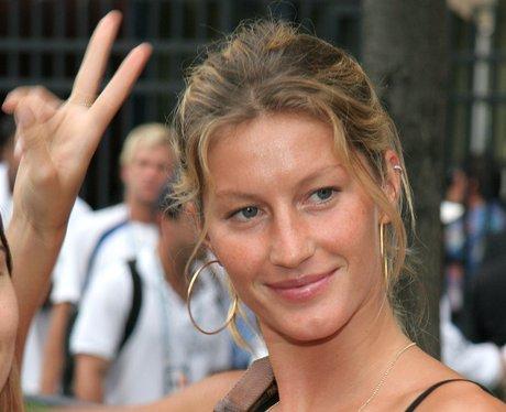 Gisele Bundchen without make up