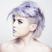 Image 9: Kelly Osbourne with short purple hair