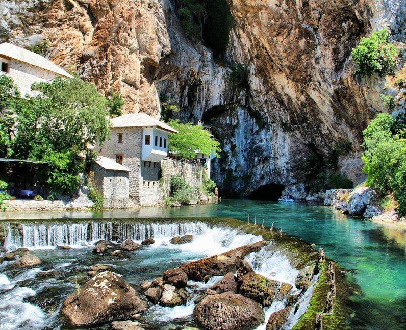 river in bosnia herzegovina