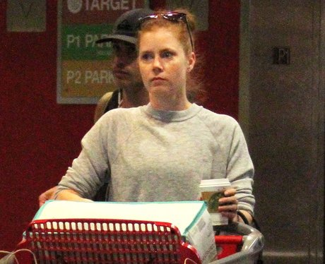 Amy Adams without make up