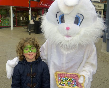 Bedford Bid easter activity