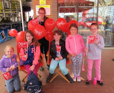 The Heart Angels were at the Waterfront in Eastbou