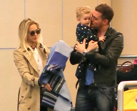 Michael Buble and Family