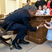 Image 4: Obama with a small girl