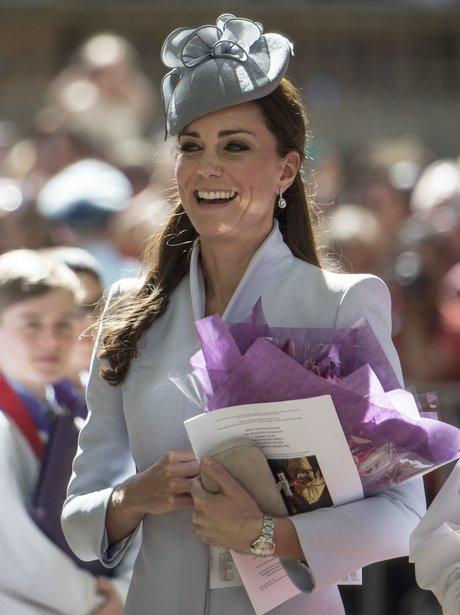 The Duchess Of Cambridge in Australia