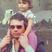 Image 1: Victoria Beckham with her dad