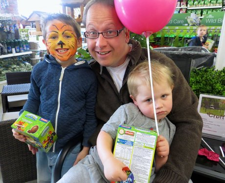 Cherry Lane Garden Centre re-launch
