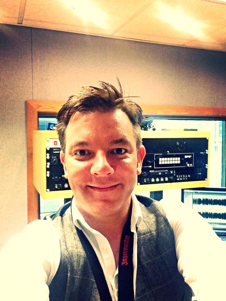 Heart North West Breakfast Presenter Joel Ross Sel