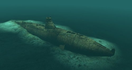 Dive Trail Opens On Submarine Wreck In Solent - Heart Hampshire