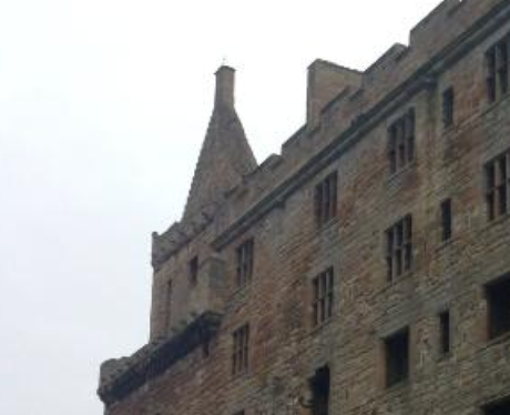 Detail of a landmark