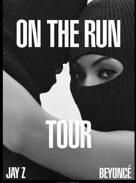 Jay Z and Beyonce unveil 'On The Run'