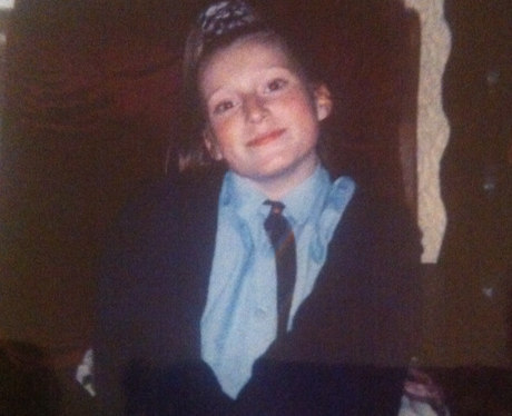 kelly as a child