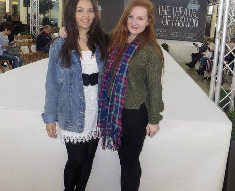 Milton Keynes Spring Theatre of Fashion