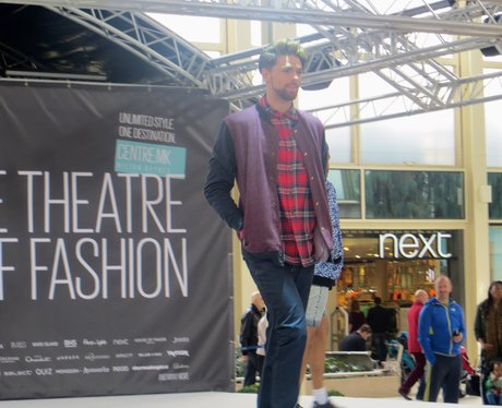 Milton Keynes theatre of fashion weekend