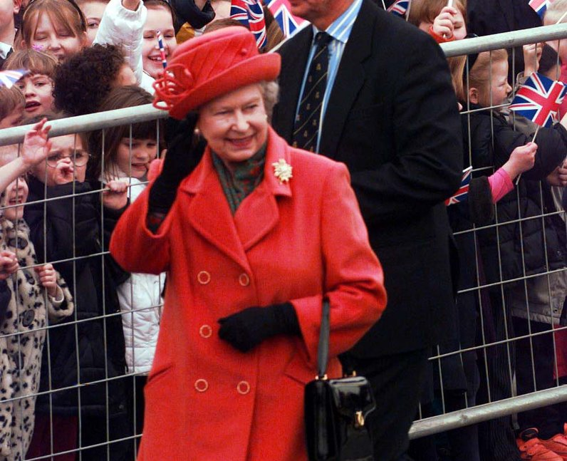 The Queen In Essex