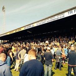 Cambridge United Play-Off Semi Final Win