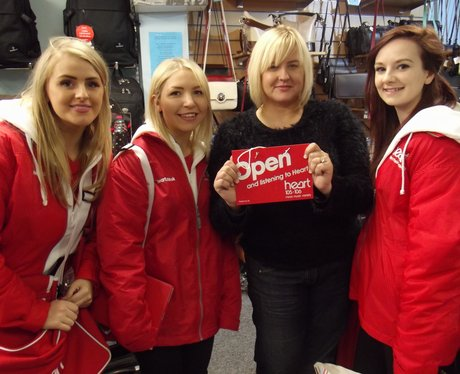 Heart Angels at Carmarthen