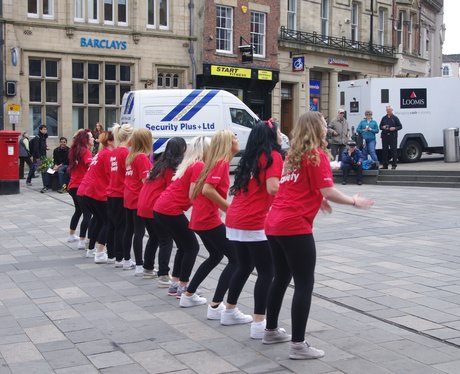 Heart North East Launch
