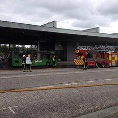 Milton Keynes Bus Fire