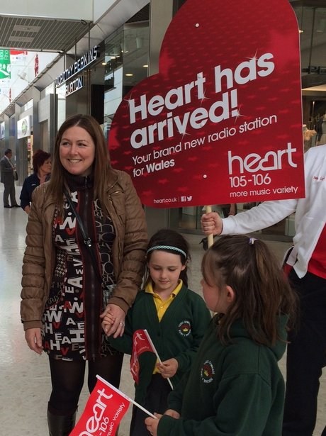South Wales Heart Launch