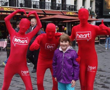 The Heart Morphs Explore London