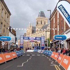 Women's Tour In Northampton