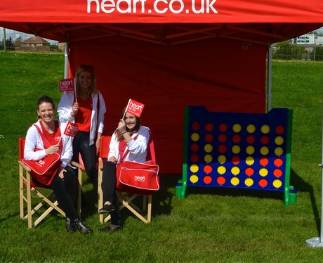 Heart Angels: Gourock Highland Games- Part One (11