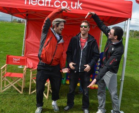 Heart Angels: Gourock Highland Games- Part One (11
