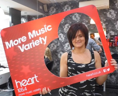 Heart Arrive In Blackpool!
