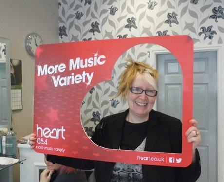 Heart Arrive In Blackpool!